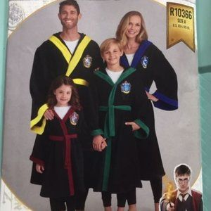 Simplicity HARRY POTTER Pattern Robe Tie Costume